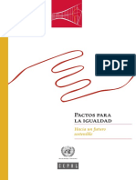 CEPAL Pactos Para La Igualdad_hacia Un Futuro Sostenible