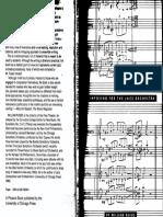 Jazz Arranging Pdf