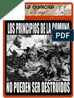Boletìn La Quincha Nª 14