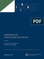 1 - i c - Mpe Compendio Psicologia Del Desarrollo Humano 2017