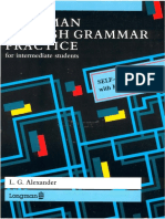 Longman English Grammar Practice Intermediate Self Study Edition