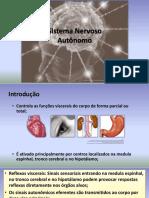 Aula 06 Sistema Nervoso Autônomo