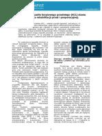 Rekonstrukcja ACL - Istota Rehabilitacji Przed i Pooperacyjnej