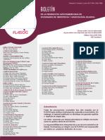 BOLETIN DE LA FEDERACIÓN LATINOAMERICANA DE SOCIEDADES DE OBSTETRICIA Y GINECOLOGÍA (FLASOG)