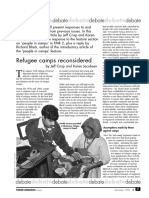 my argument essay refugees of the syrian civil war refugee refugee camps reconsidered by jeff crisp and karen jacobsen
