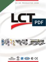 Catálogo Terminales Metálicos LCT