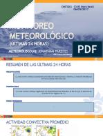 DATOS METEREOLOGICOS