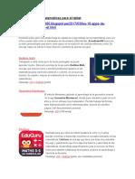 Los 10 Apps de Matemáticas Para El Tablet