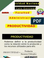 Productividad y Localizacion