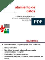 02.Recolección de Datos