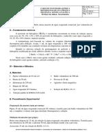 AE11- Química Analitica -01-06-Gravimetria de Precipitação TA e TB