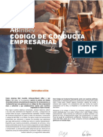 ABInBev Code of Business Conduct Mayo2017