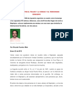 Mapiripán El Fraude de Abogados y Mencionan a Cepeda