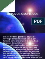 metodos geofisicos