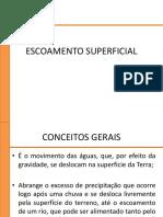 Escoamento Superficial 2015 1