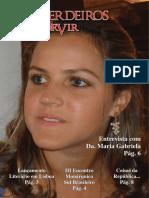 Herdeiros do Porvir 27 - P. D. Maria Gabriela
