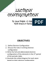 Electron Configuration by Jbac (BW)