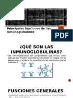 Principales funciones de inmunoglobulinas.pptx