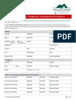 ht-002a housing application