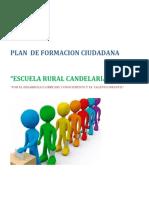 Plan de Formacion Ciudadana