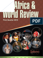 Pan Africa & World Review 1Q2010