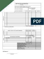Bid Form 068 - Construction of Single Barrel Box Culvert - 2