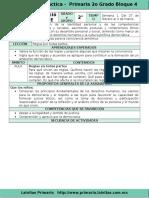 Plan 2do Grado - Bloque 4 Formación C y E (2016-2017)