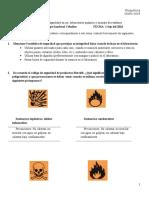 1. Medidas de Seguridad y Manejo de Residuos (Autoguardado)
