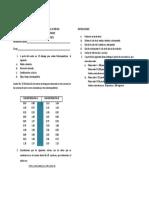 Ejercicio estadística descriptiva