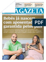 A Gazeta 04-06-2017 by Яσвυsттєя