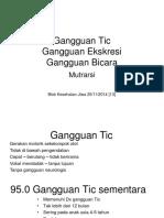 13-Gangguan Tic-Ekskresi-Bicara.ppt