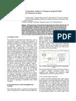 [Part1-01] Current Signature Analysis to Diagnose Incipient Faults