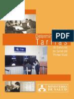 Guia para la determinación de tarifas de establecimientos de salud_Enrique Chon