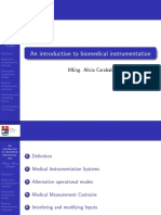 Instrumentación Biomedica