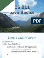 02.Java Basics