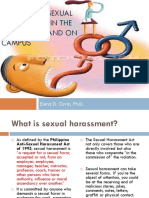 Sexual harassment lawsuit examples of figurative language
