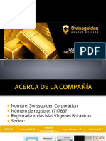 Presentación Swissgolden 2016