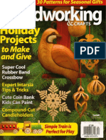 Scrollsaw Woodworking & Crafts #49 (Holiday 2012)