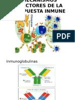 Mecanismos Efectores de La Respuesta Inmune Humoral