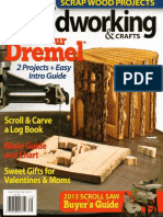 Scrollsaw Woodworking & Crafts #50 (Spring 2013)