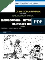 Clase 1 - VIDEO Sistema inmune y respuesta inmune.pptx