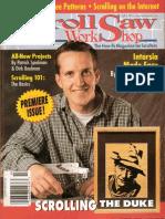 Scrollsaw Workshop #01 (Fall 2000)