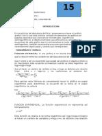 Informe Fisica 1 Tema Analisis Grafico 2