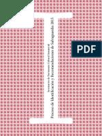 Cartilla de Identificacioìn y Recomendaciones de Salvaguardia 2015 2