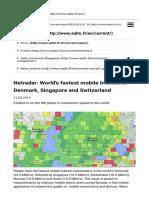 News_ Netradar_ World's Fastest Mobile Internet in Denmark_ Singapore and Switzerland - Aalto University-1