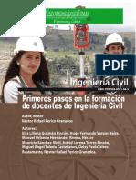 Primeros Pasos en La Formacin de Docentes de Ingeniera Civil