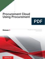 Procurement Cloud Using Procurement