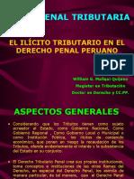 El Ilìcito Tributario en El Derecho Penal Peruano