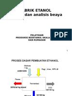 Pembuatan Etanol Molases