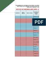 Metrado Alcantarillado - Sector 2 - Alikham